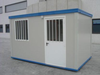 nieuwe accommodatie container 4 bij 2.4